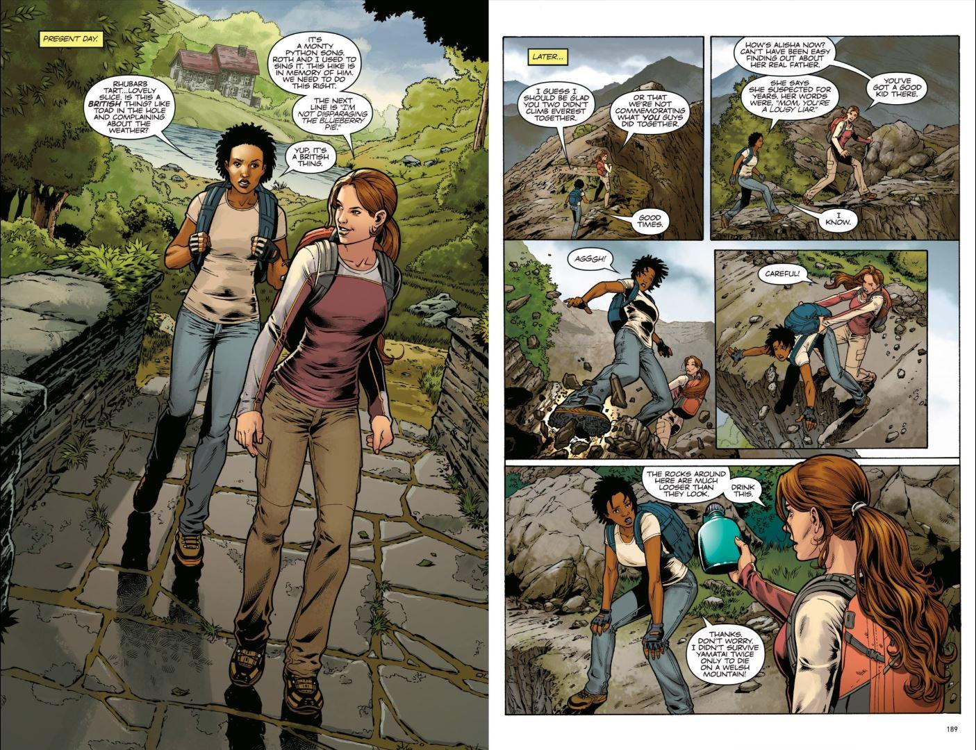 Tomb Raider Omnibus Vol. 1 Review 3