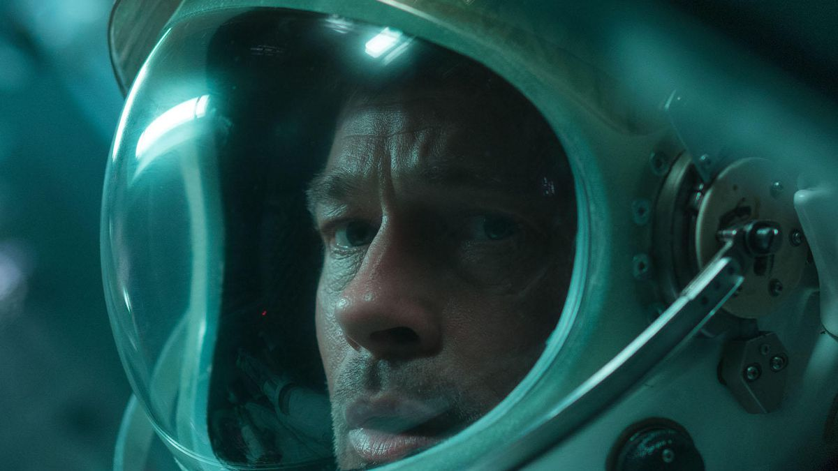 Ad Astra Review - Brad Pitt as Astronaut Roy McBride