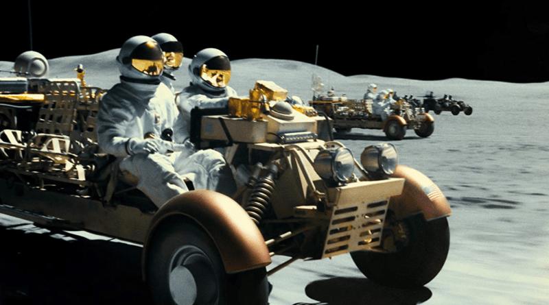 Ad Astra Review - Lunar pirates
