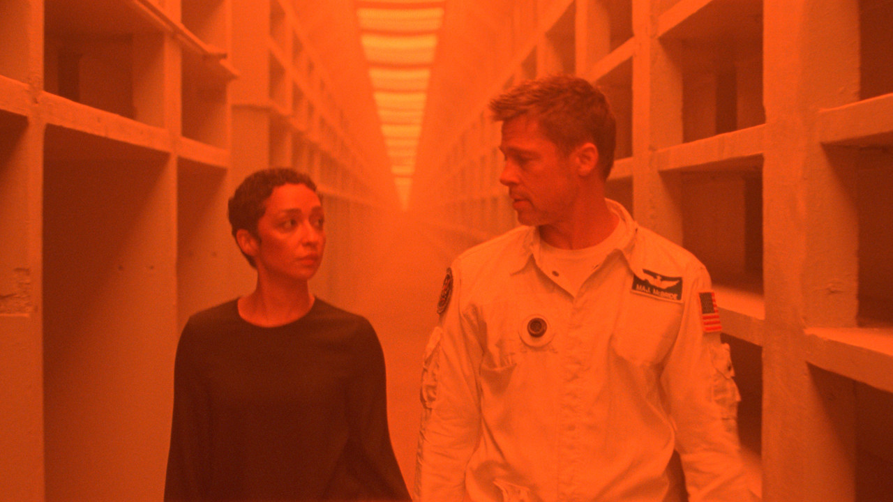Ad Astra Review - Ruth Negga as Helen Lantos