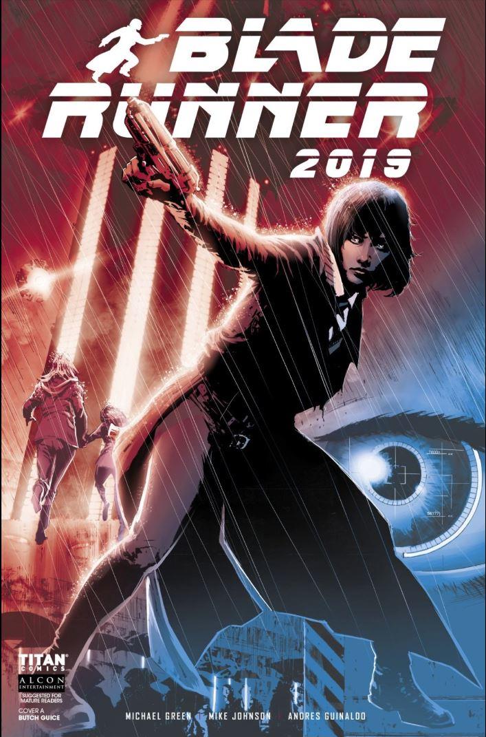 Blade Runner 2019 # 3 Review 2