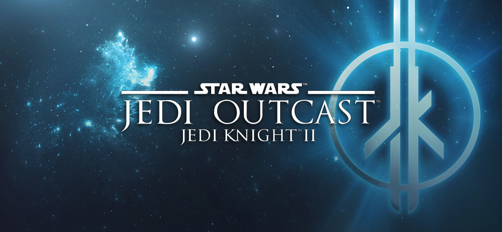 Star Wars Jedi Knight 2 Jedi Outcast poster