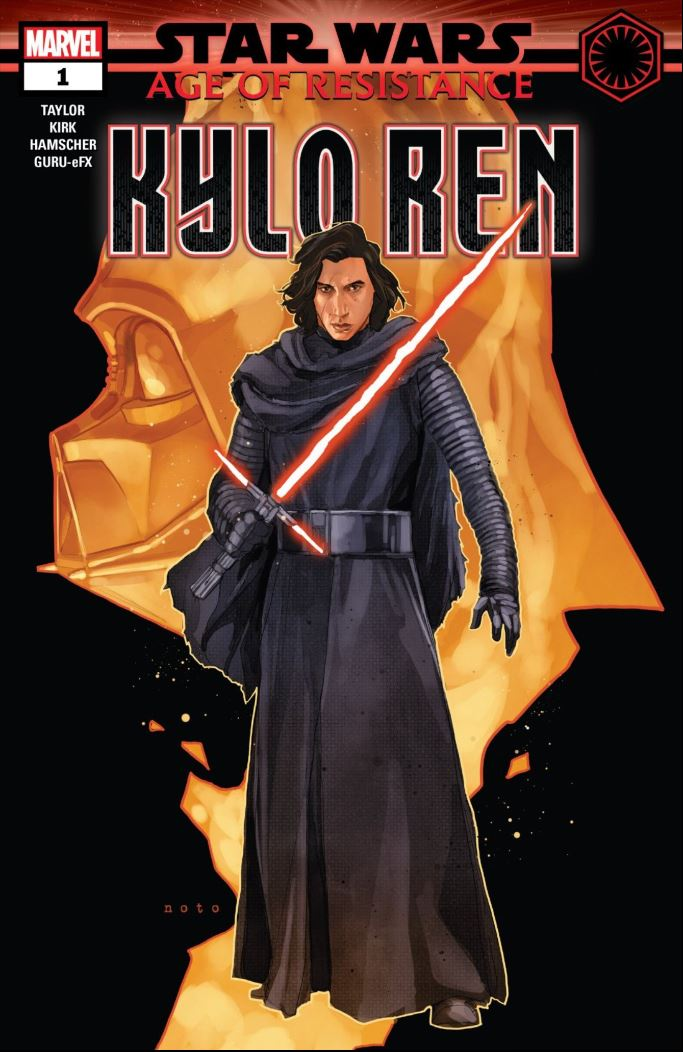 Star Wars Kylo Ren issue 1