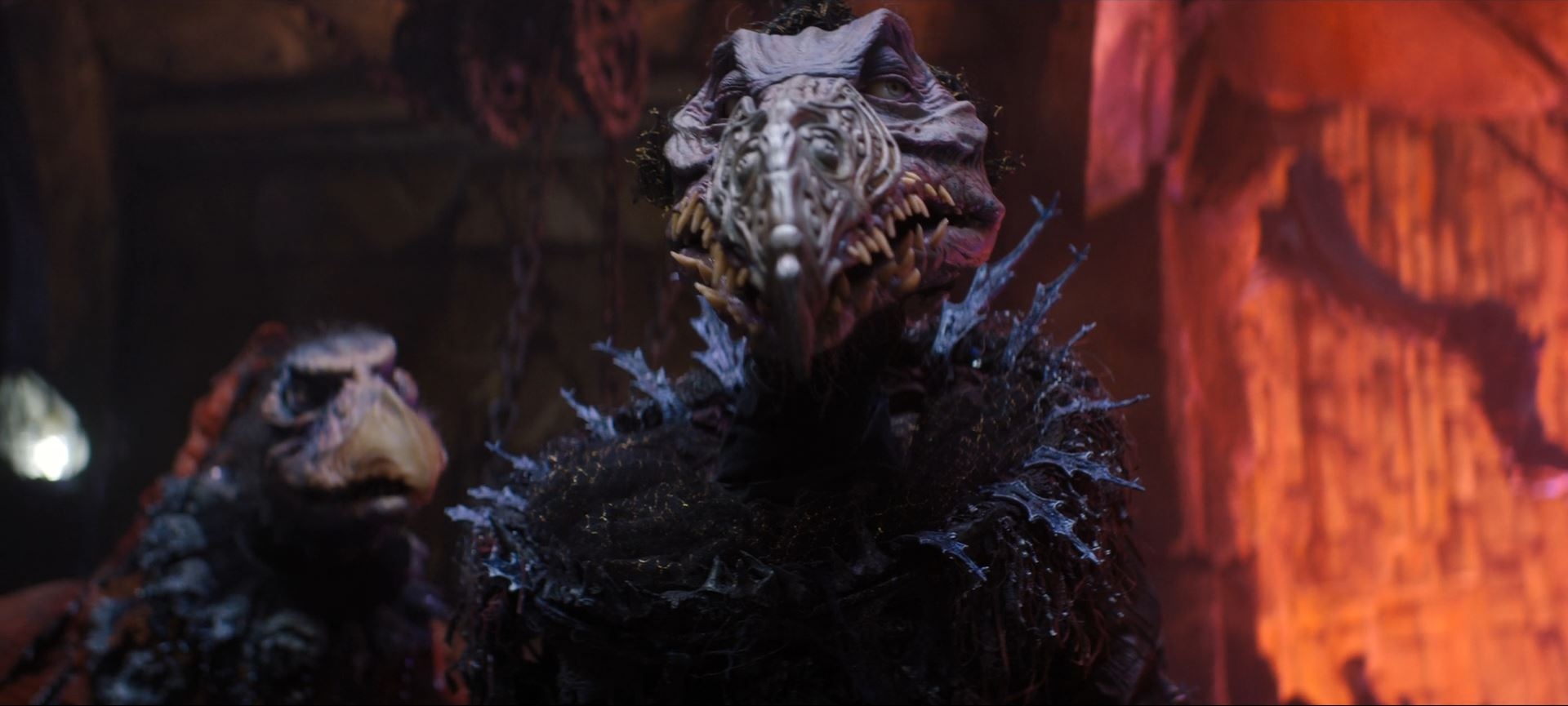 The Dark Crystal Age of Resistance - emperor