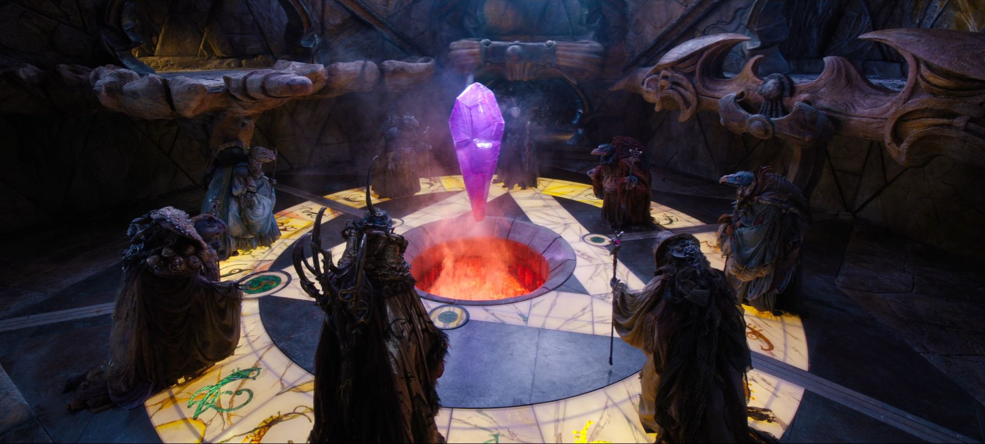 The Dark Crystal Age of Resistance - lords of the crystal