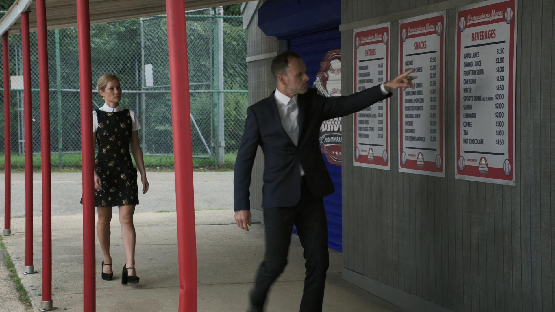 Lucy Liu in The Fashion of Elementary Season 7 Plaid Silk Dress by Prada