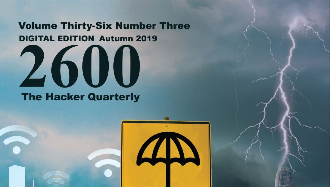 2600 the hacker quarterly