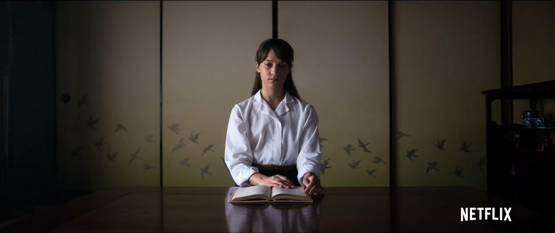 Alicia Vikander in Earthquake Bird 2