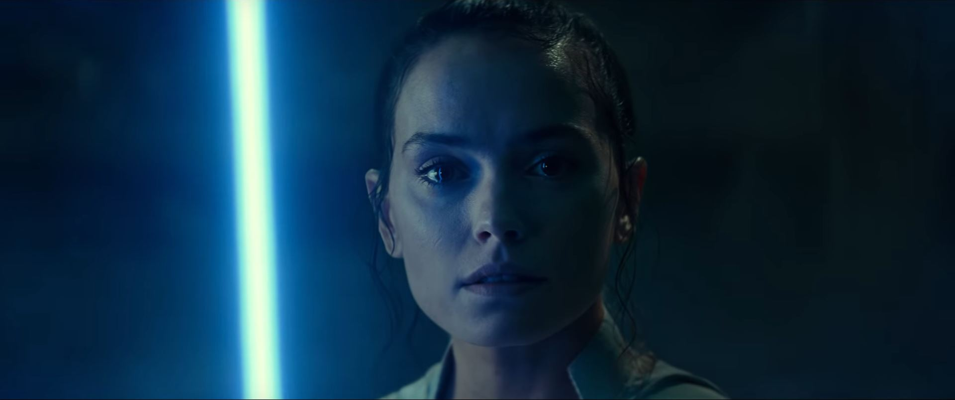 Daisy Ridley as Rey on The Rise of Skywalker