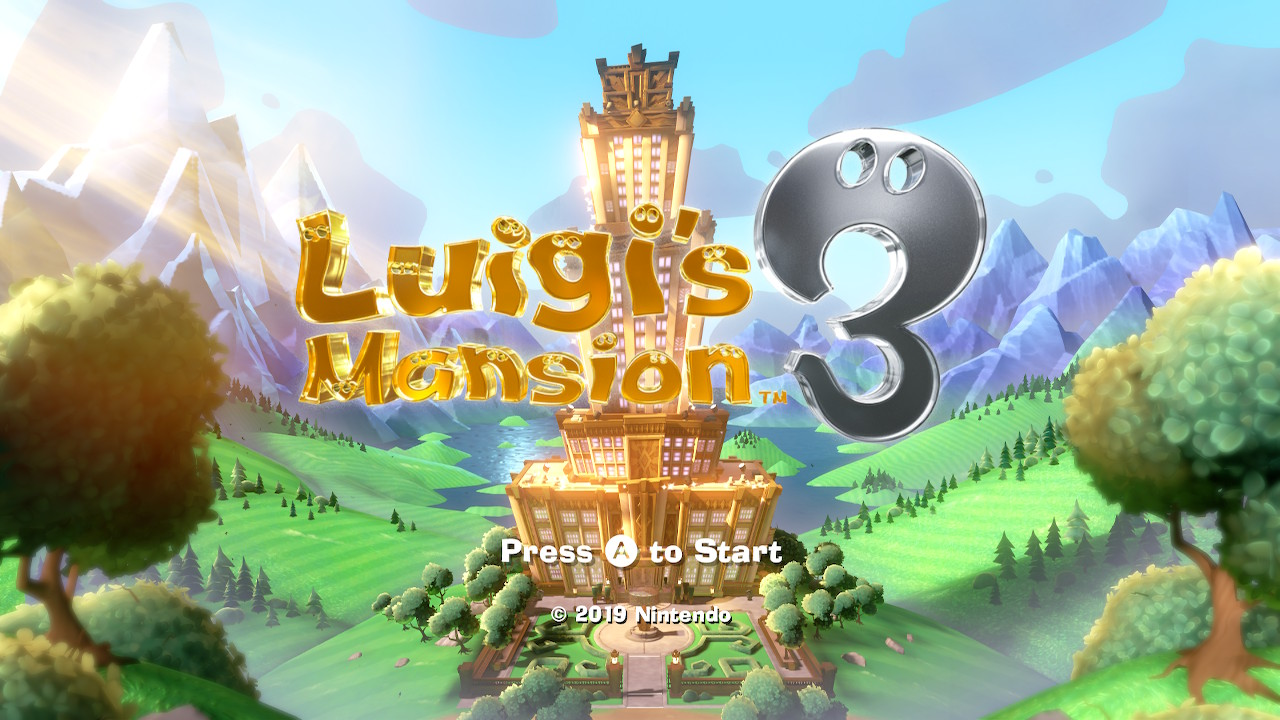 Luigi's Mansion 3 Review 1