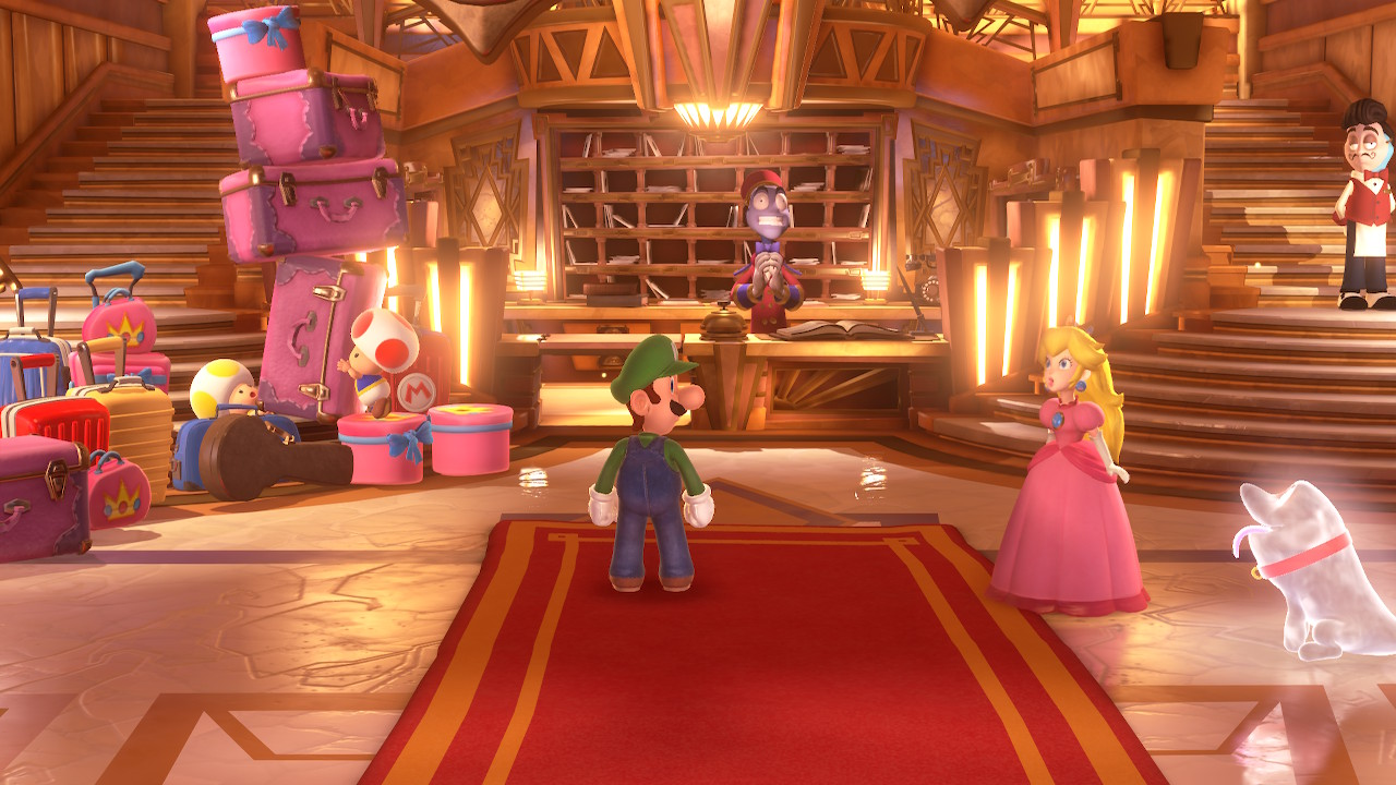 Luigi's Mansion 3 Review 3