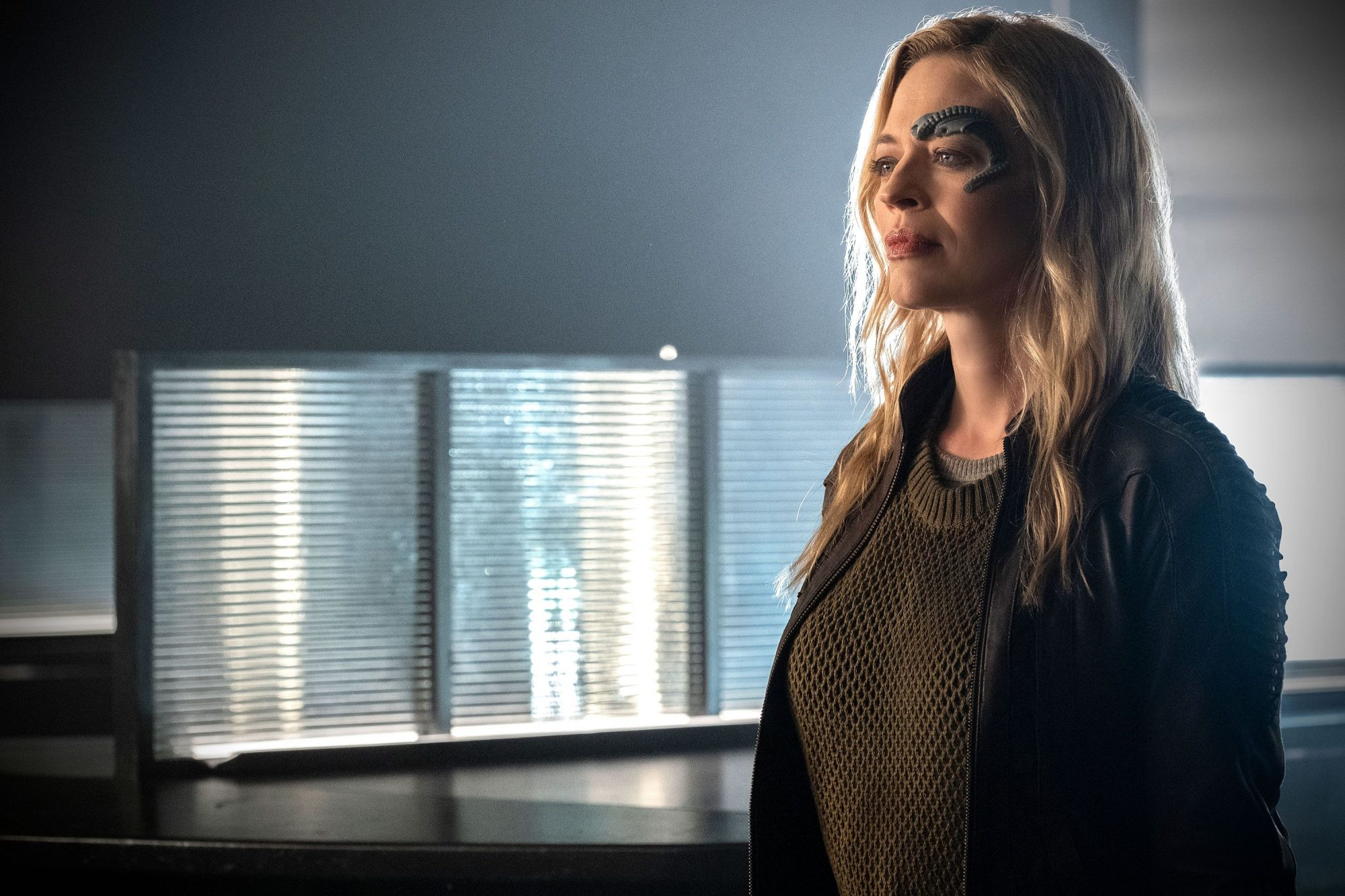 Star Trek Picard Preview with Jeri Ryan as Seven Of Nine