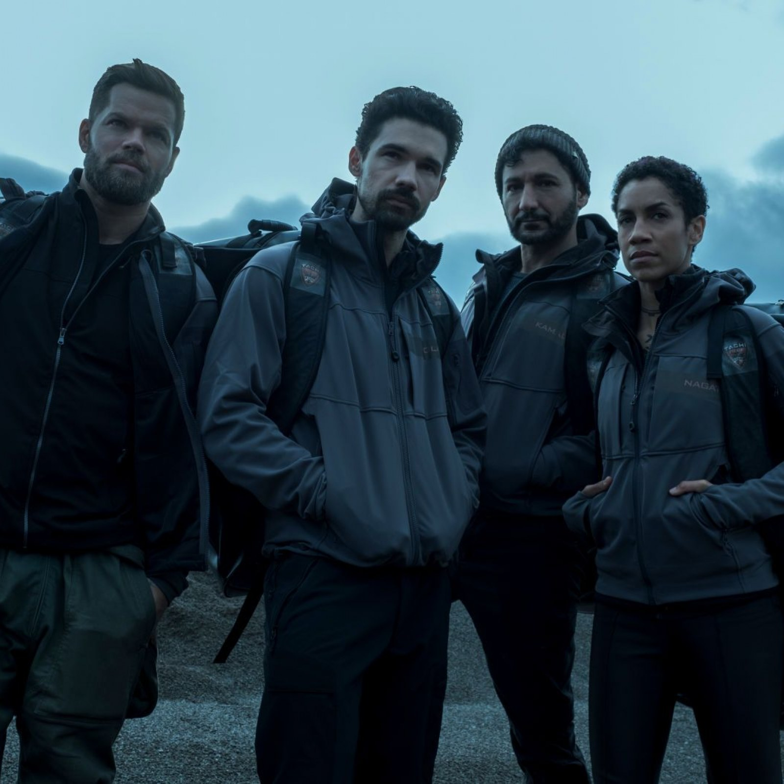 The Expanse season 4 preview - New Terra with Amal James Naomi and Amos