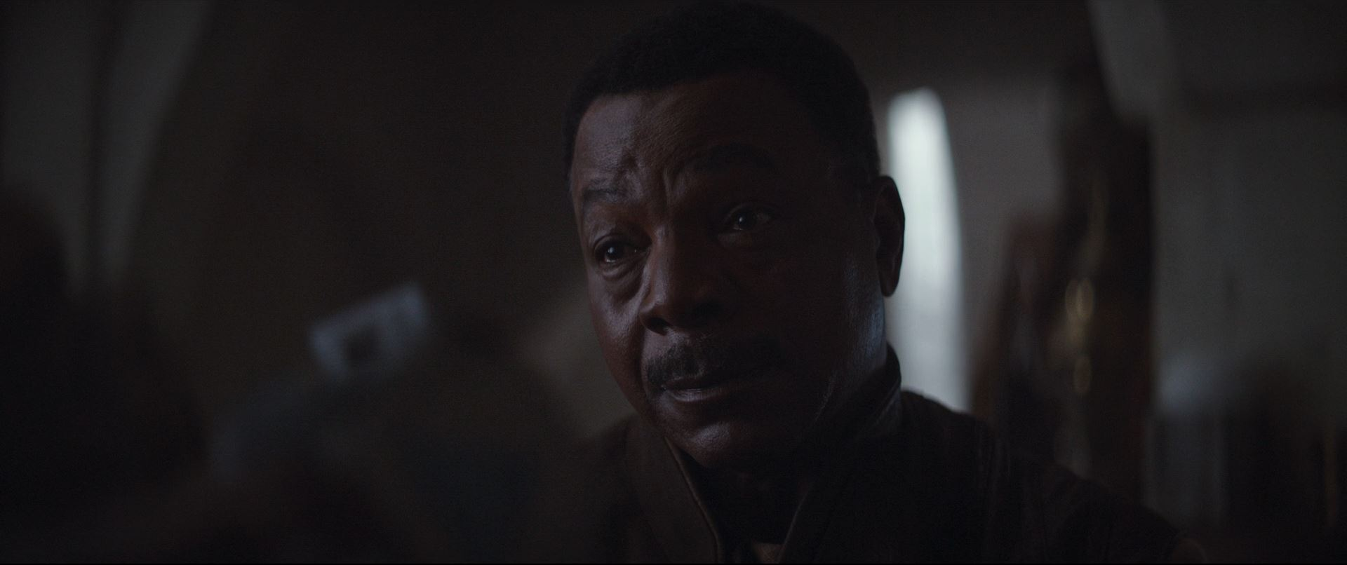 The Mandalorian - Carl Weathers as Greef Carga