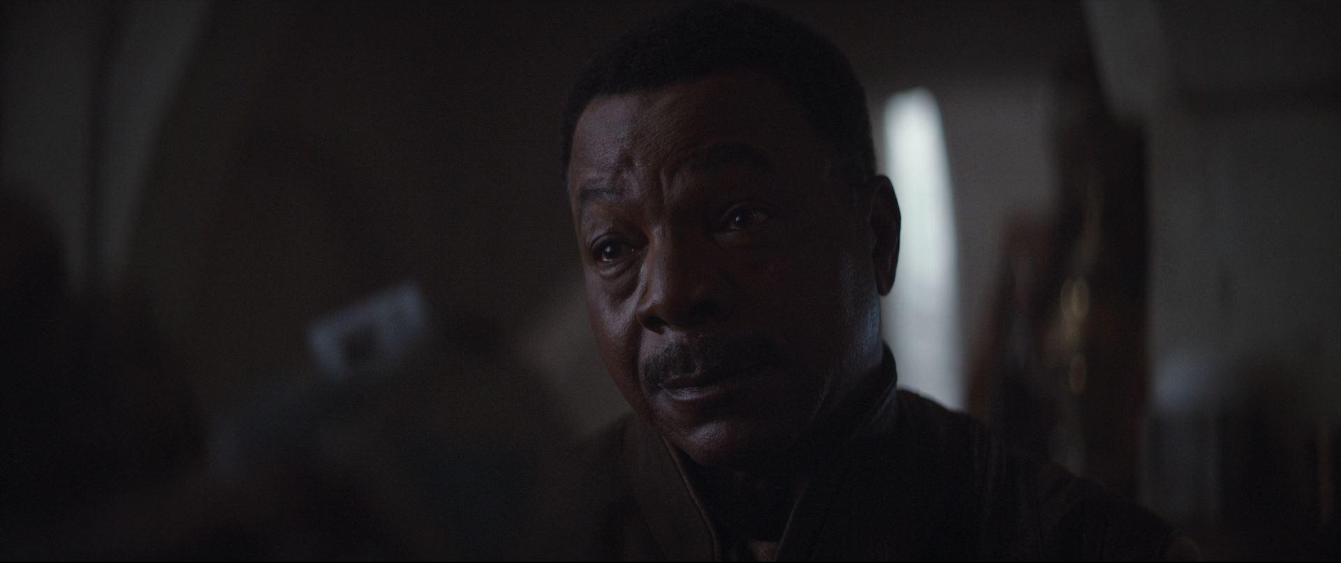 The Mandalorian - Carl Weathers as Greef Carga