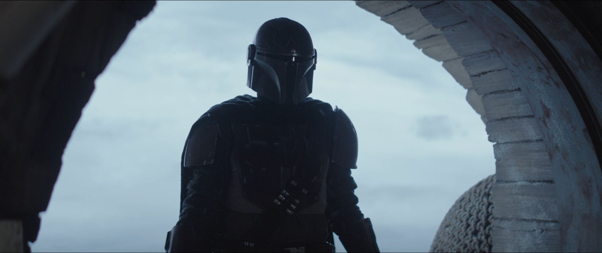 The Mandalorian - Pedro Pascal as the titular character
