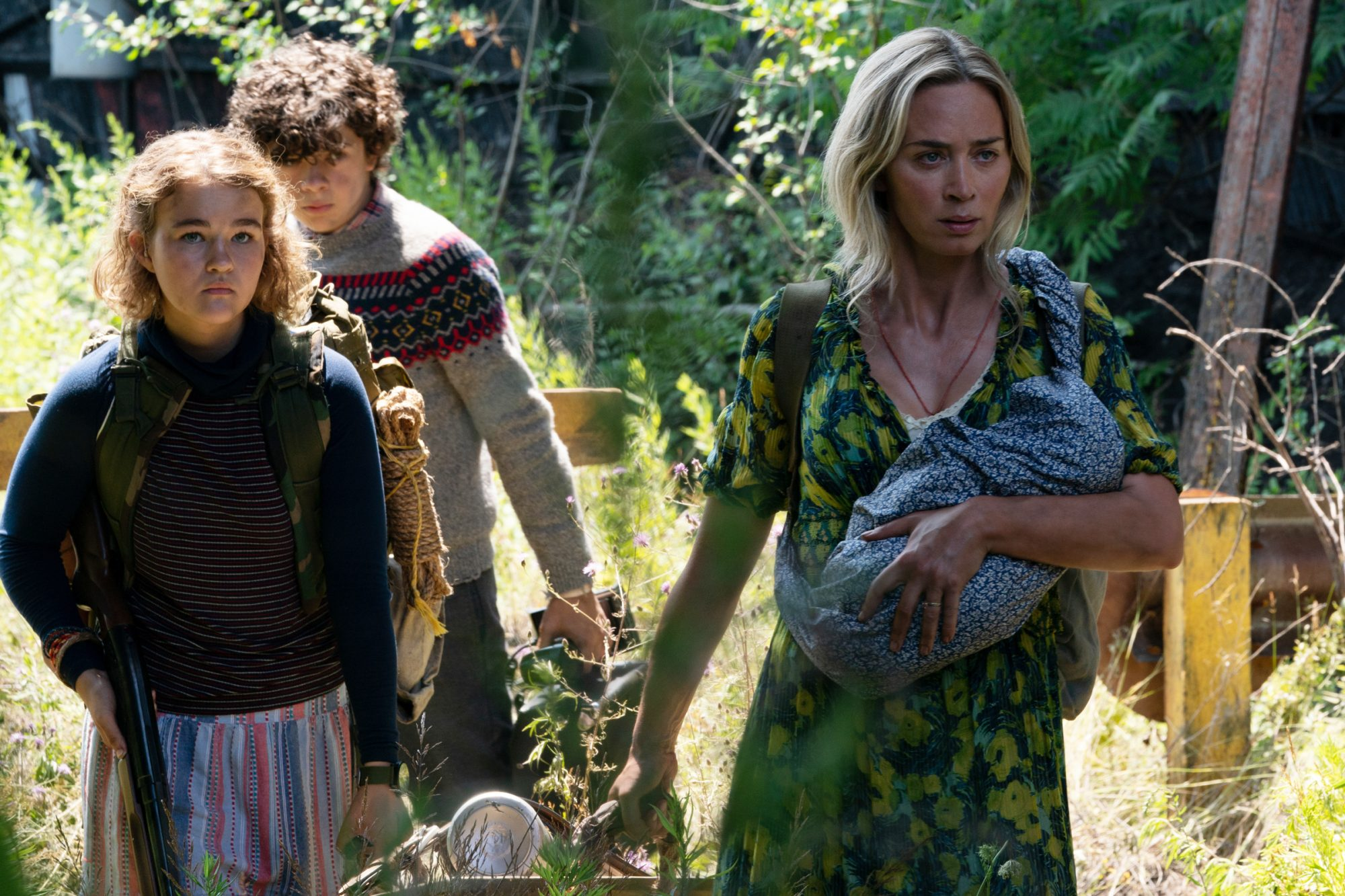 2020 Most Anticipated Sci-Fi Movies - A Quiet Place Part 2 with Emily Blunt