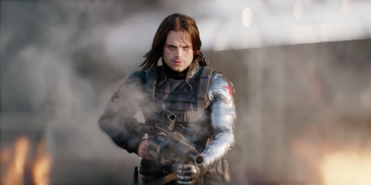 The Falcon and the Winter Soldier - 2020 Most Anticipated Sci-Fi Series