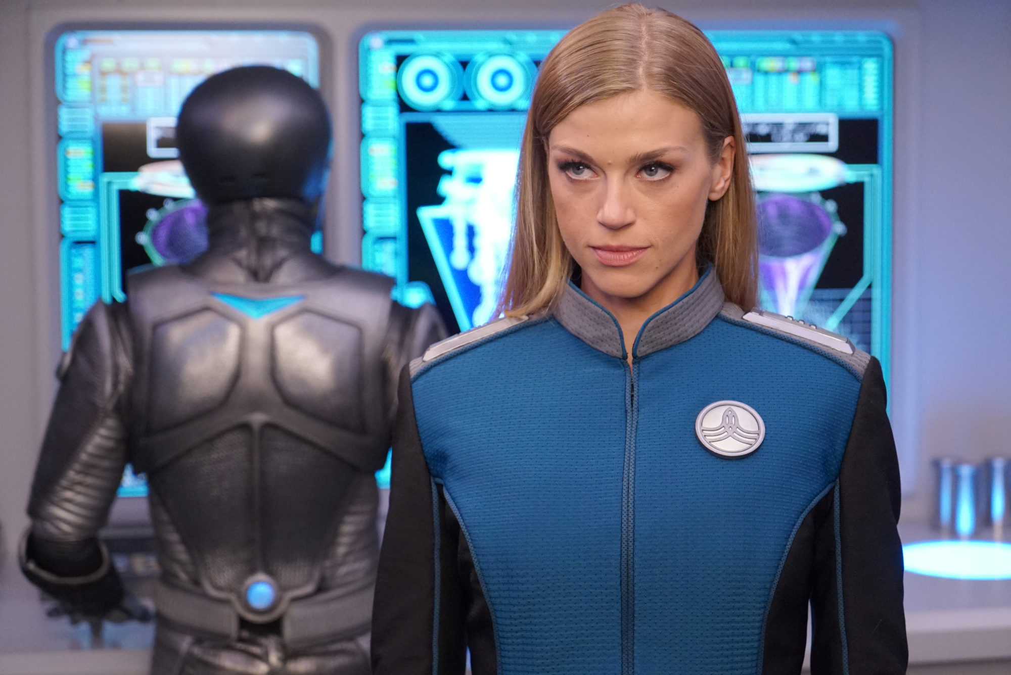 Adrianne Palicki in The Orville