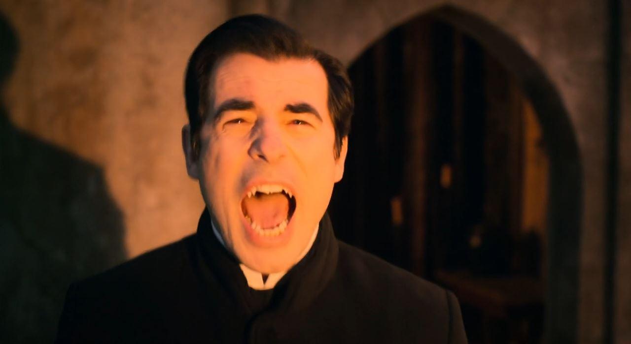 BBC Dracula - Claes Bang as Count Dracula