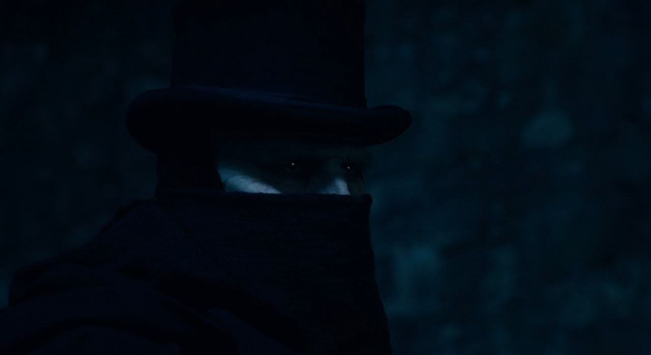 BBC Dracula - The driver is Dracula