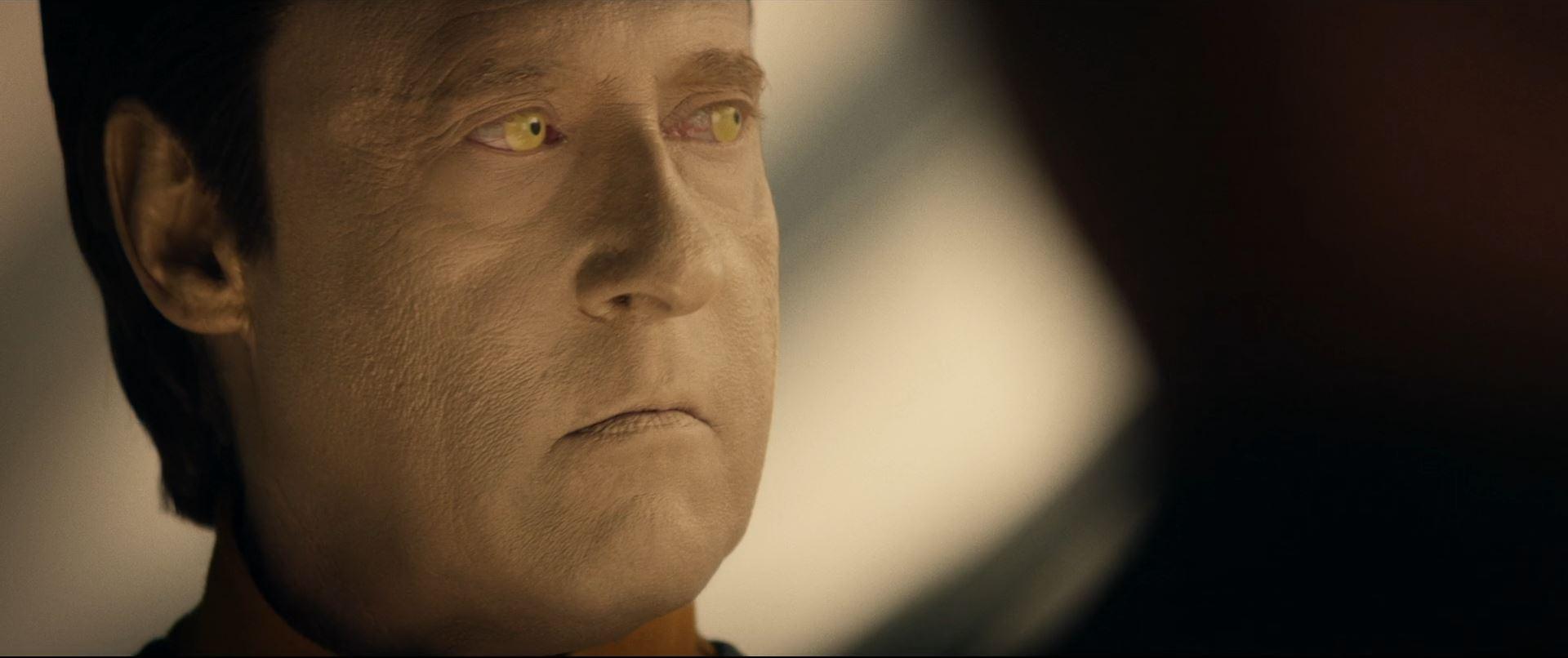 Star Rrek Picard - Brent Spiner as Data