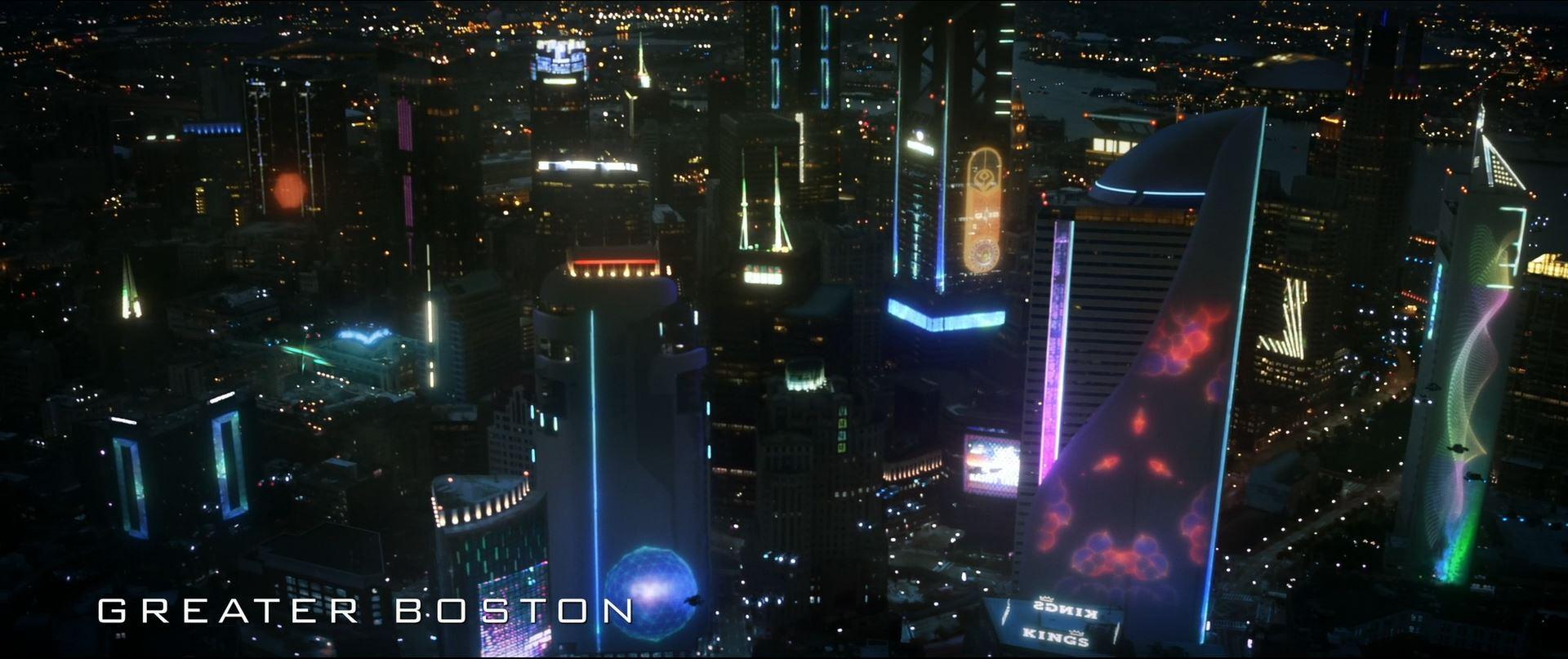 Star Trek Picard - Greater Boston Area