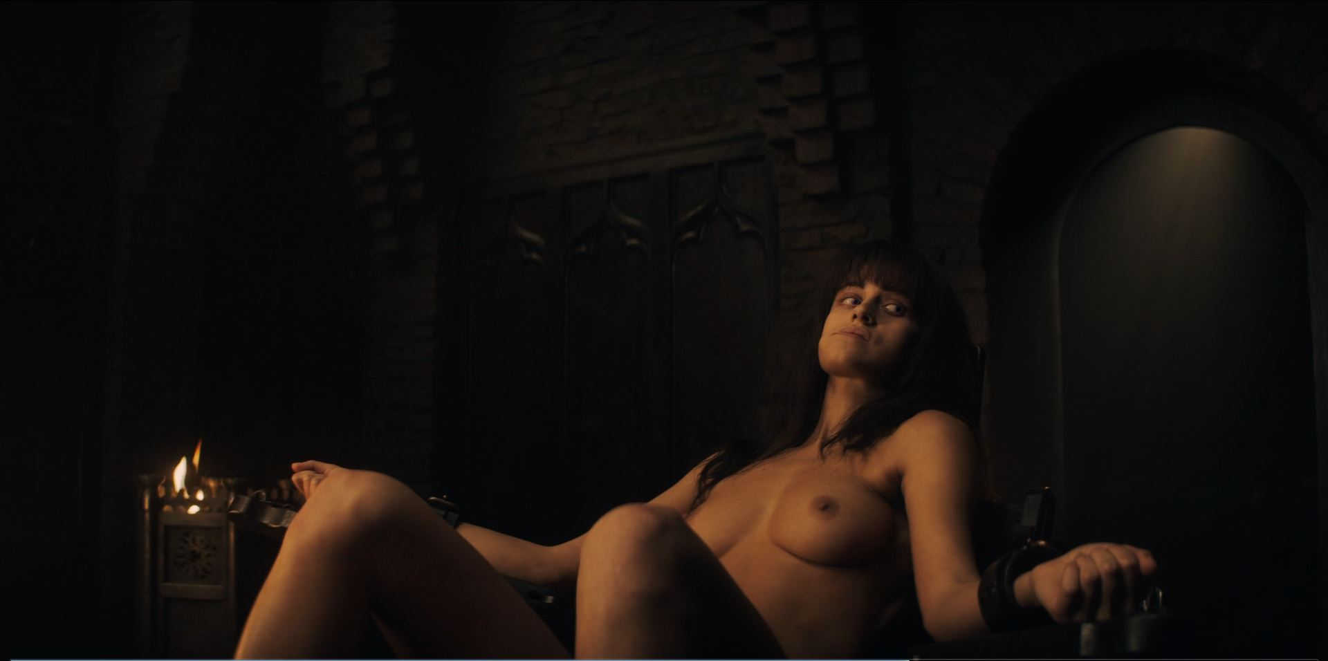 The Witcher - Yennefer nude