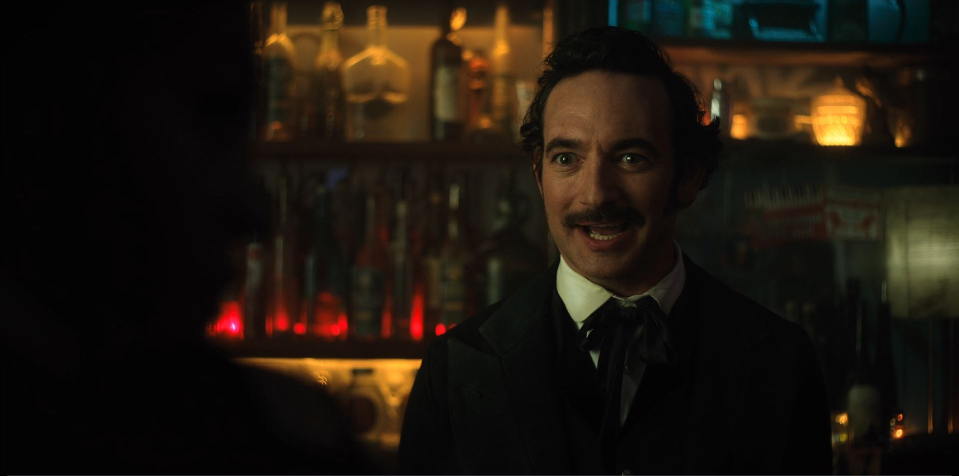 Altered Carbon Season 2 Review - Chris Connor as Poe