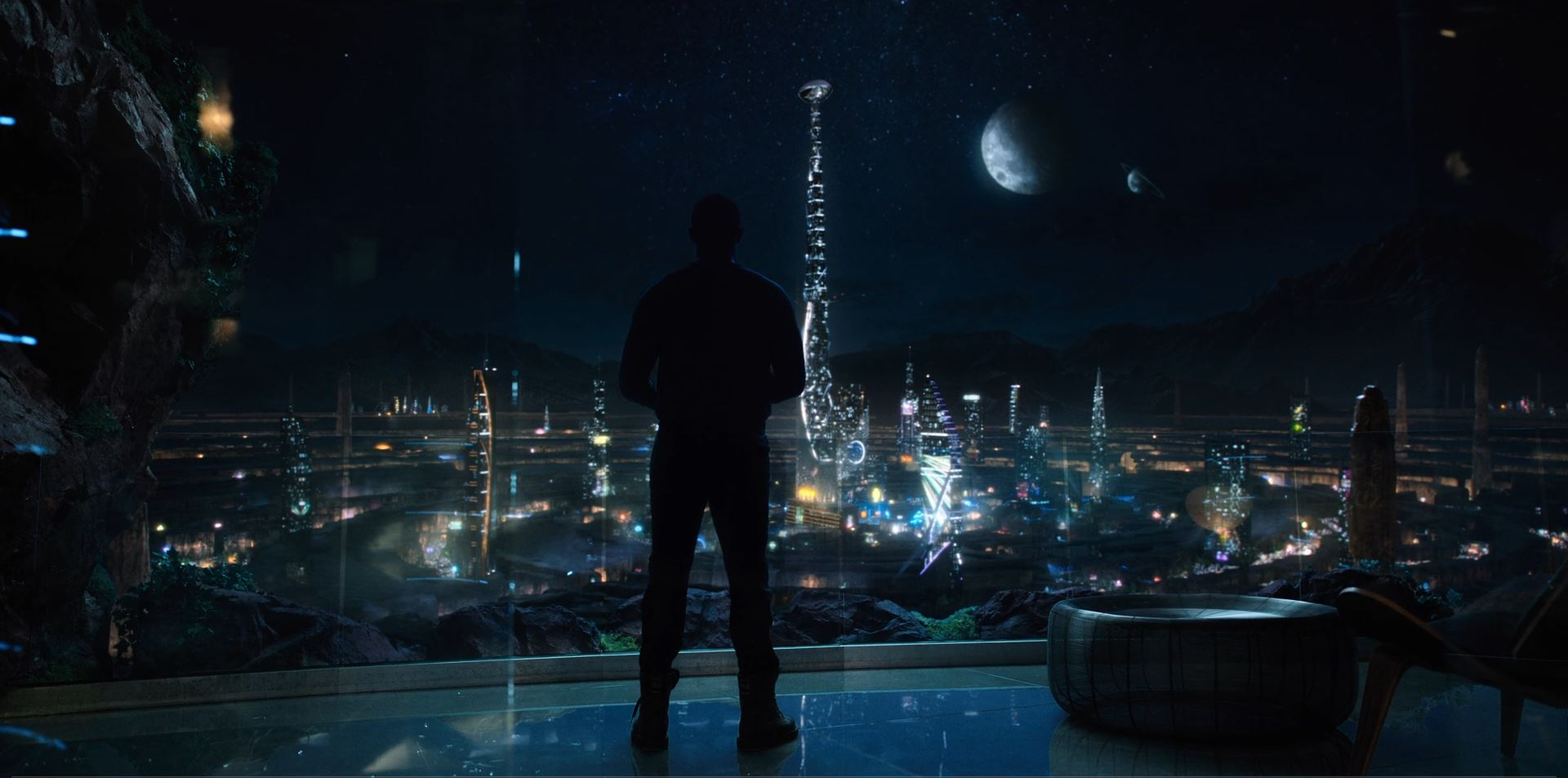 Altered Carbon Season 2 Review - Harlan's World cityscape