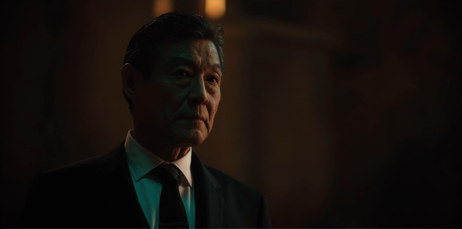 Altered Carbon Season 2 Review - Oyabun Hideko played by James Saito