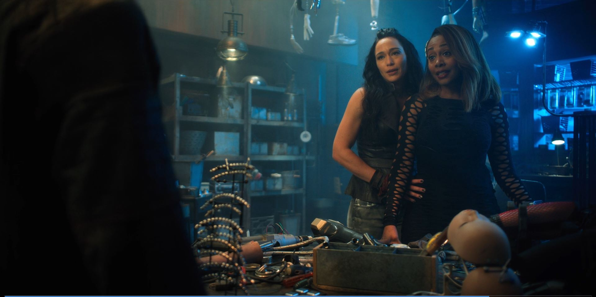 Altered Carbon Season 2 Review - Simone Missick as Trepp