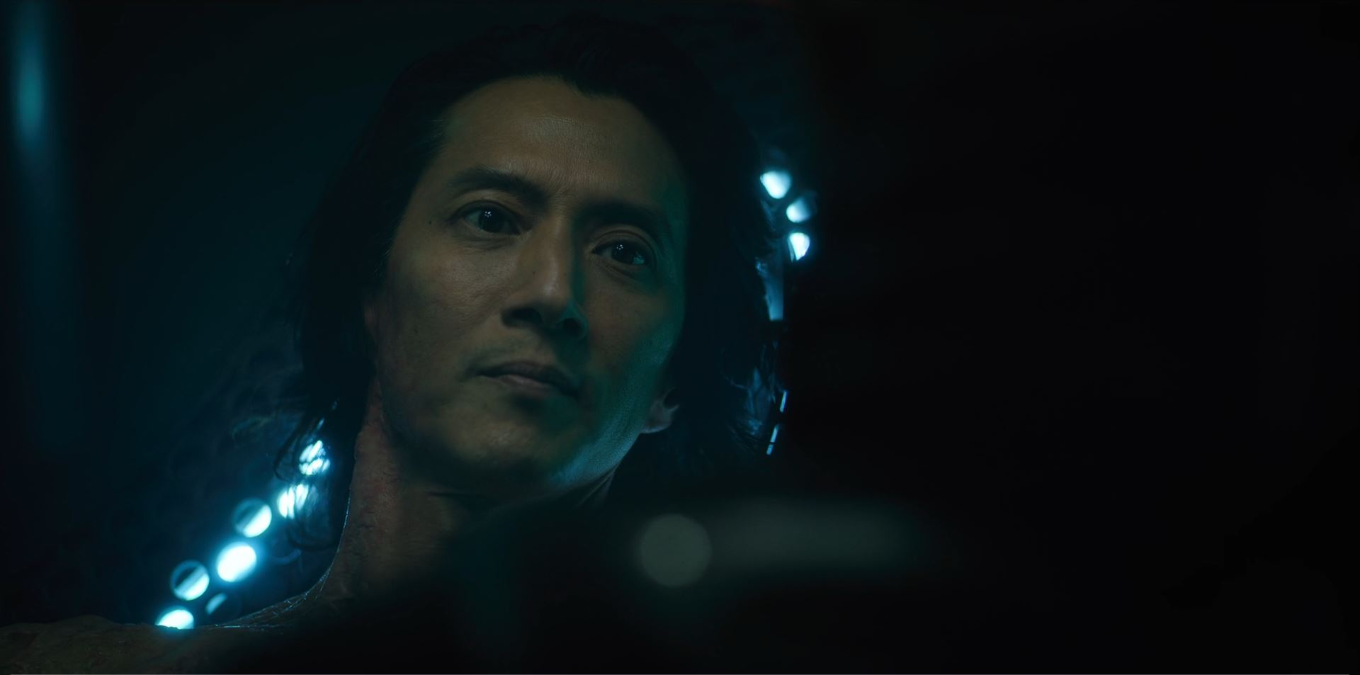Altered Carbon Season 2 Review - Takeshi Kovacs played by Will yun Lee