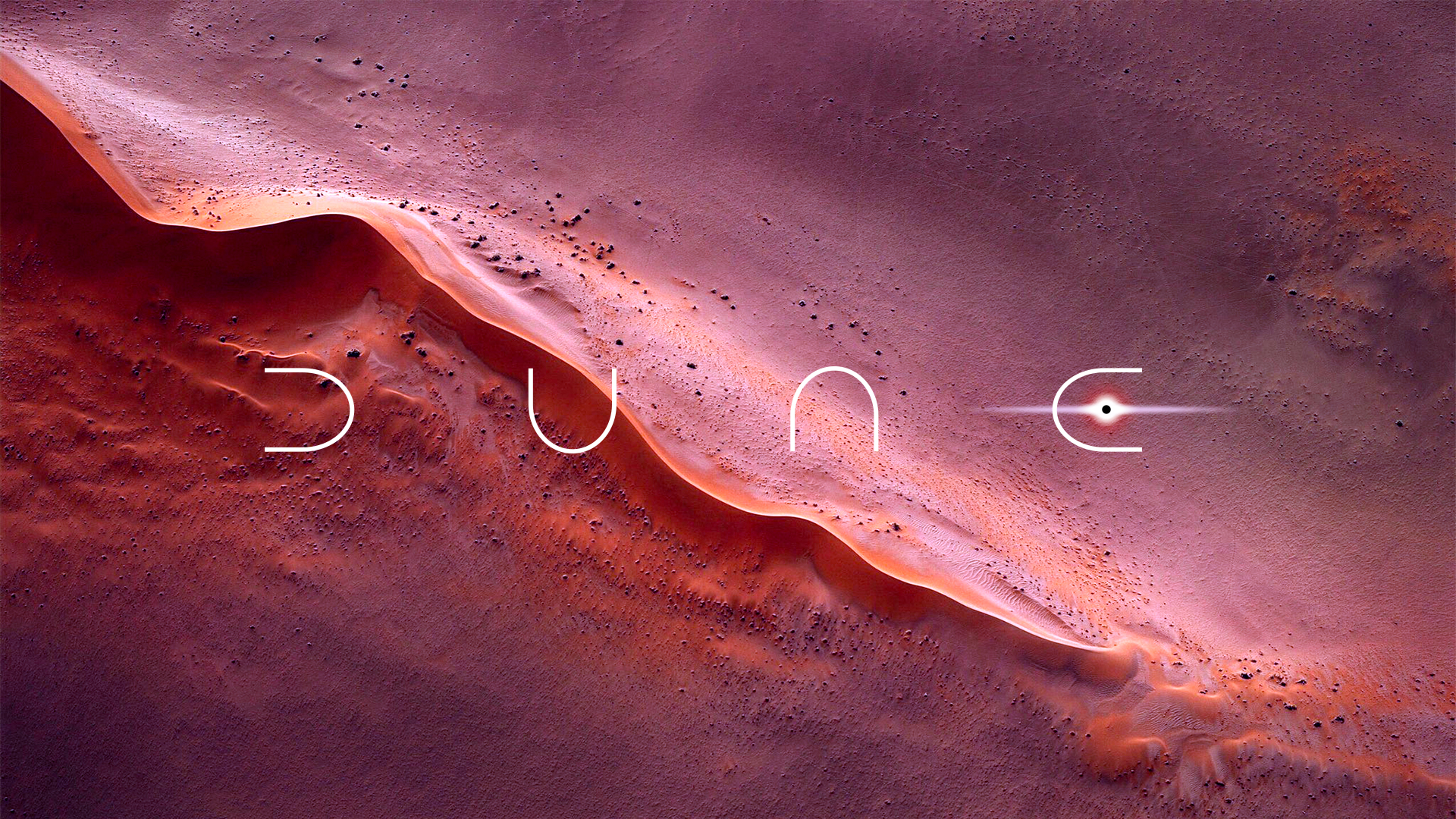 Dune 2020 film logo