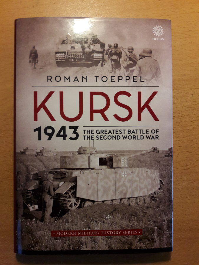 Kursk 1943 Roman Toeppel cover of english translation