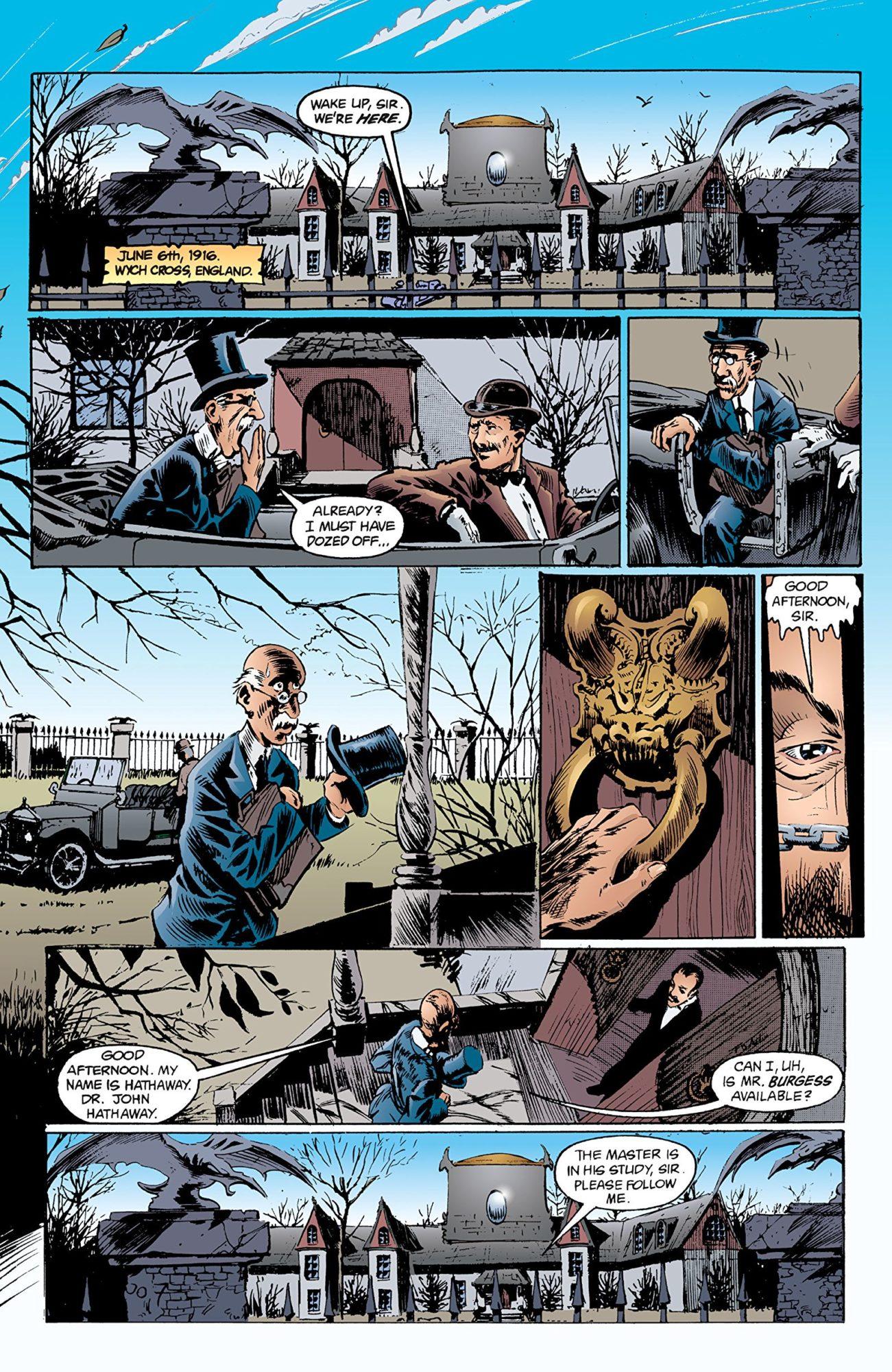 Review of Neil Gaiman's The Sandman Preludes & Nocturnes 2