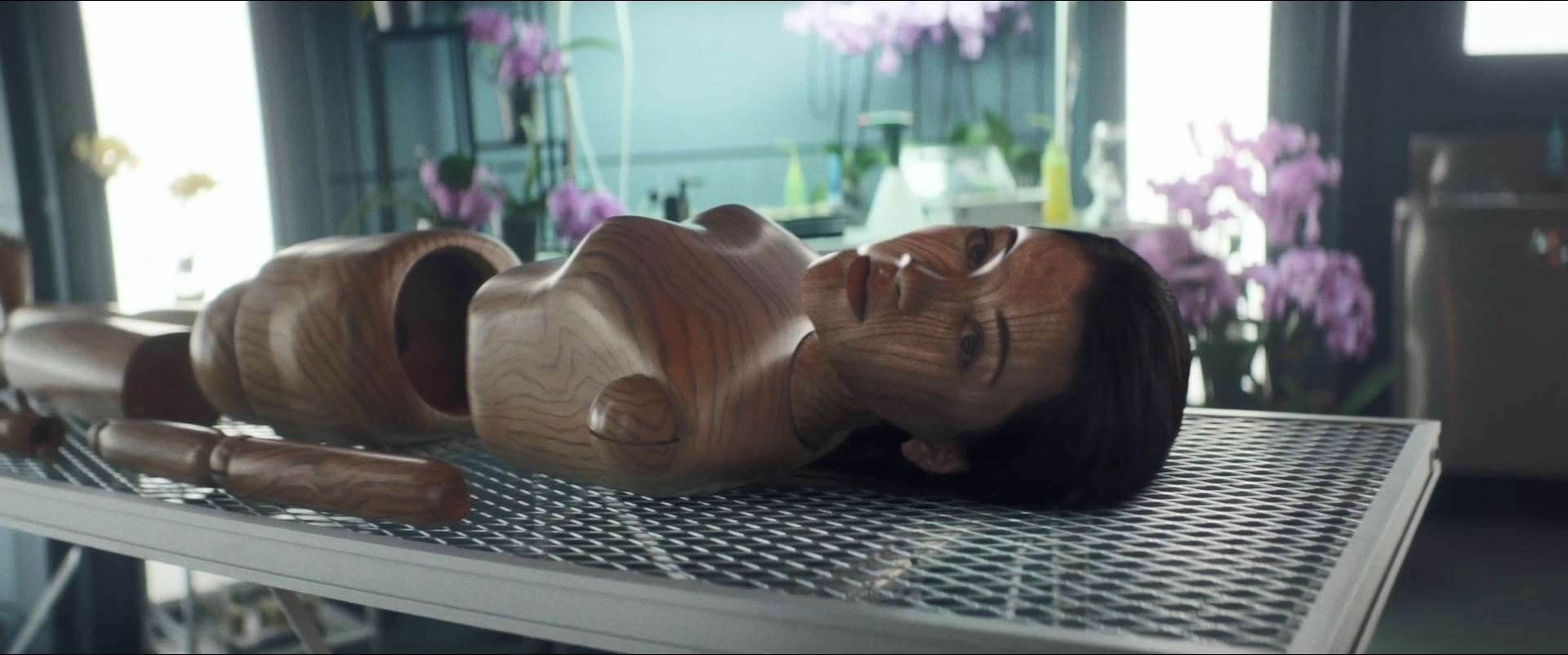 Star Trek Picard S01E06 Review - Soji as made from wood