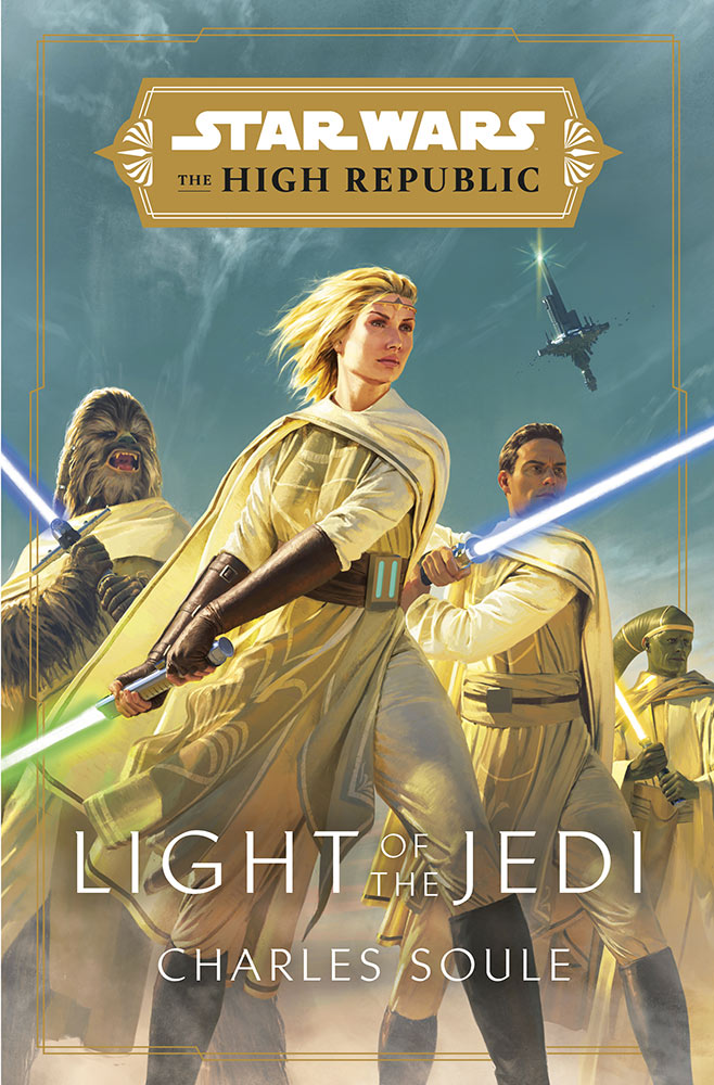 Star Wars The High Republic Light of the Jedi by Charles Soule