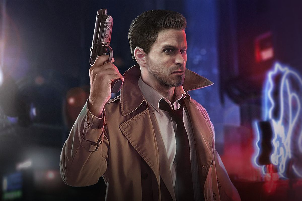 Blade Runner Enhanced Edition Game - Ray McCoy