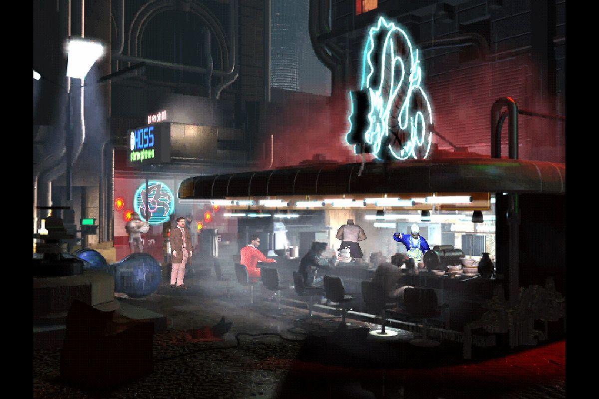 Blade Runner Game