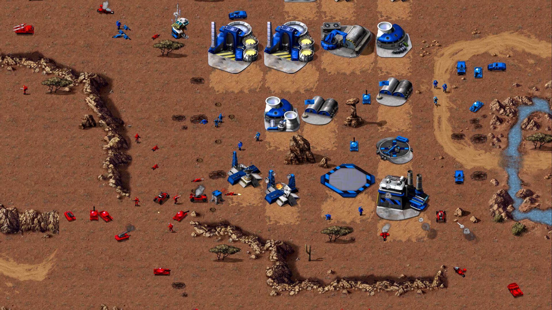 Command & Conquer Remastered Collection 4