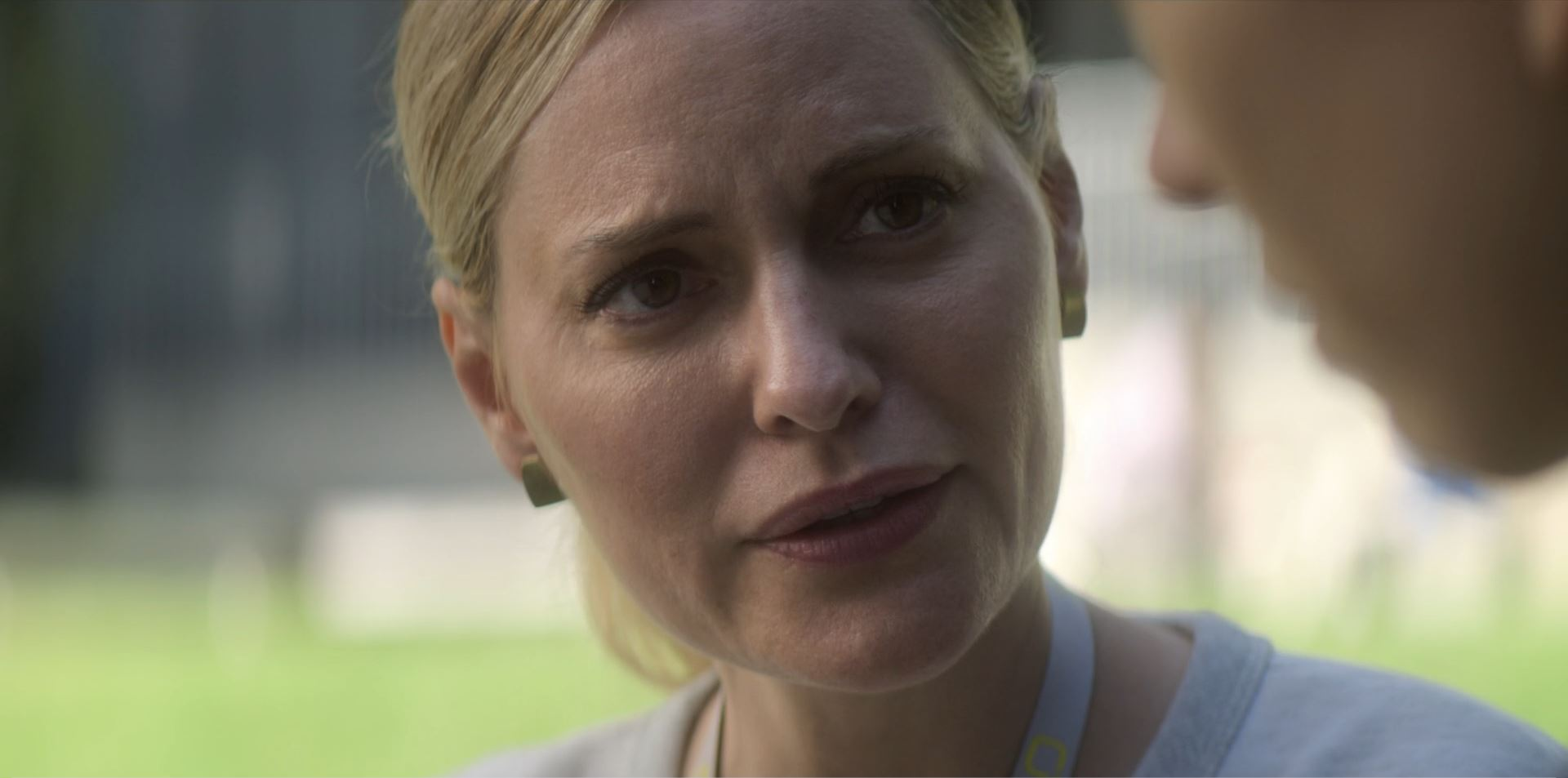 Devs episode 3 Review - Aimee Mullins as Anya