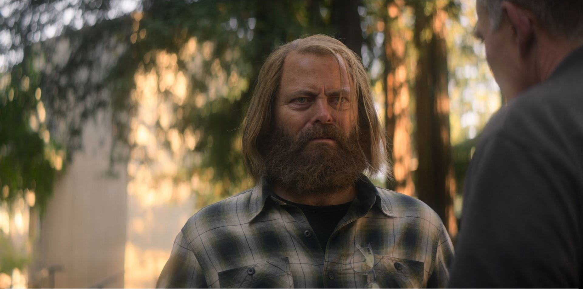 Devs episode 3 Review - Nick Offerman as Forest