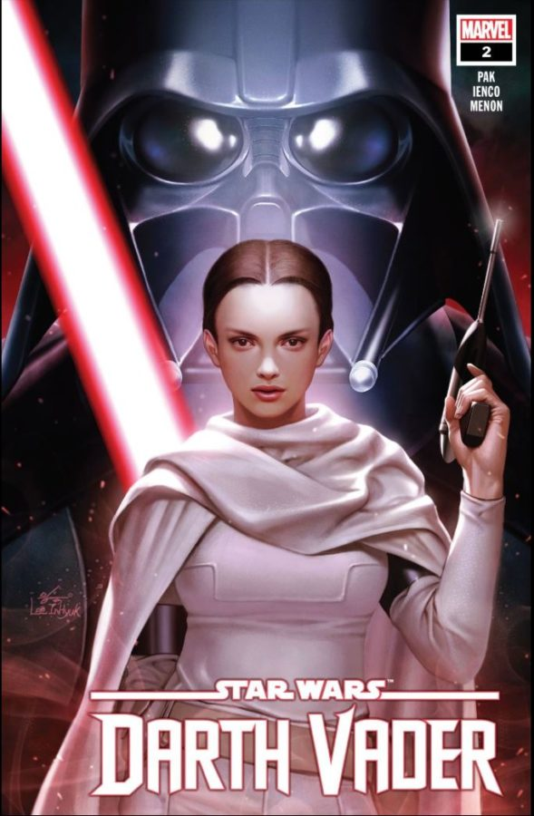 Review Issue 2 Star Wars Darth Vader (2020) - Dark Heart of the Sith cover