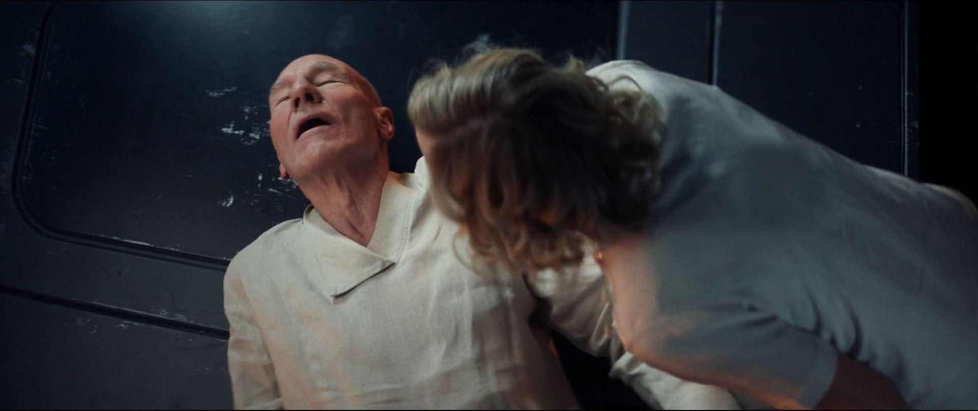 Star Trek Picard S01E10 Et in Arcadia Ego Part 2 Review - Picard dies
