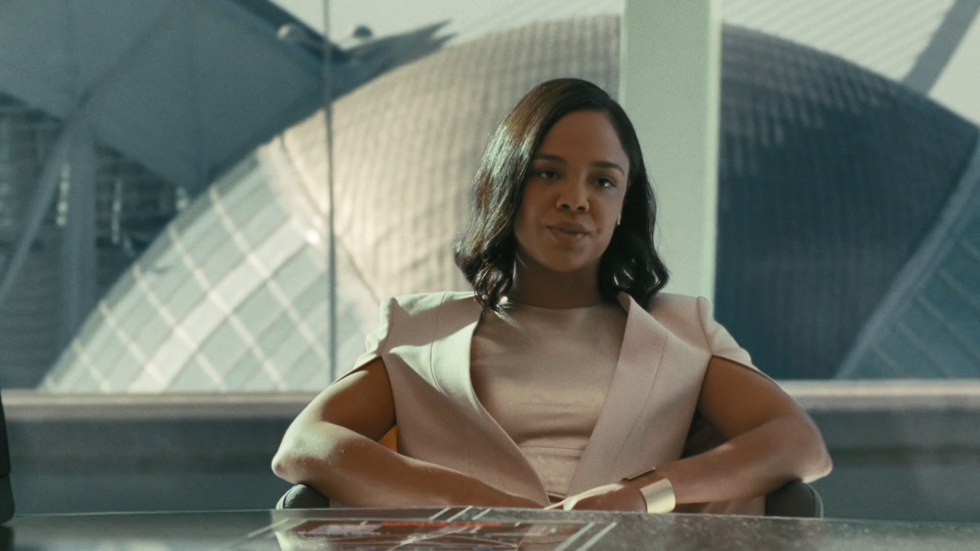 Westworld Season 3 Episode 1 Review Tessa Thompson as Charlotte Hale
