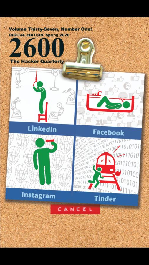 2600 The Hacker Quarterly Spring 2020 1