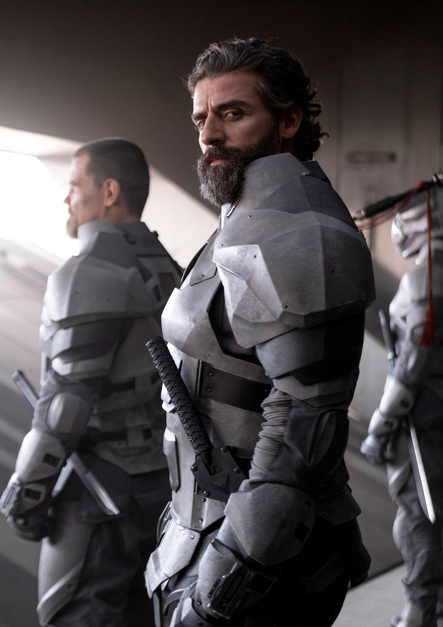 Dune 2020 - Oscar Isaac as Duke Leto Atreides
