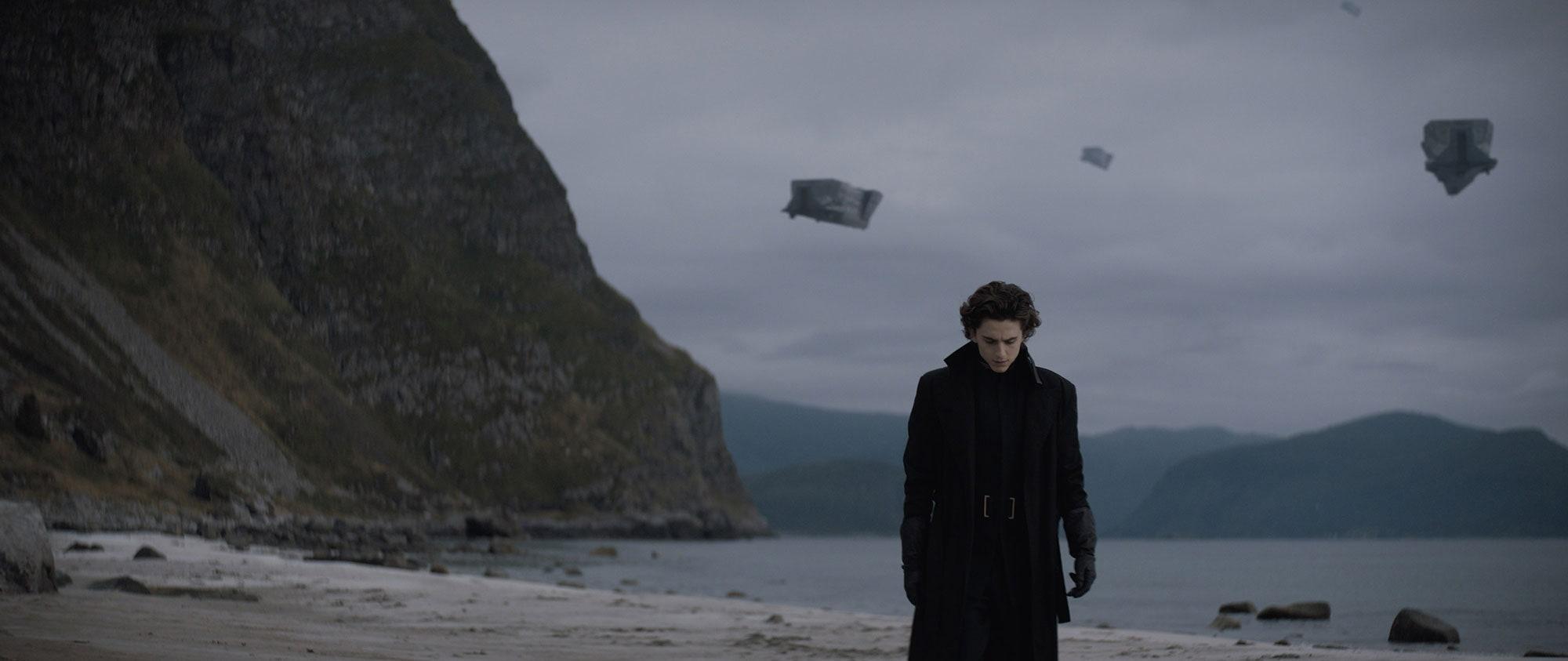 Dune 2020 - Timothee Chalamet as Paul Atreides