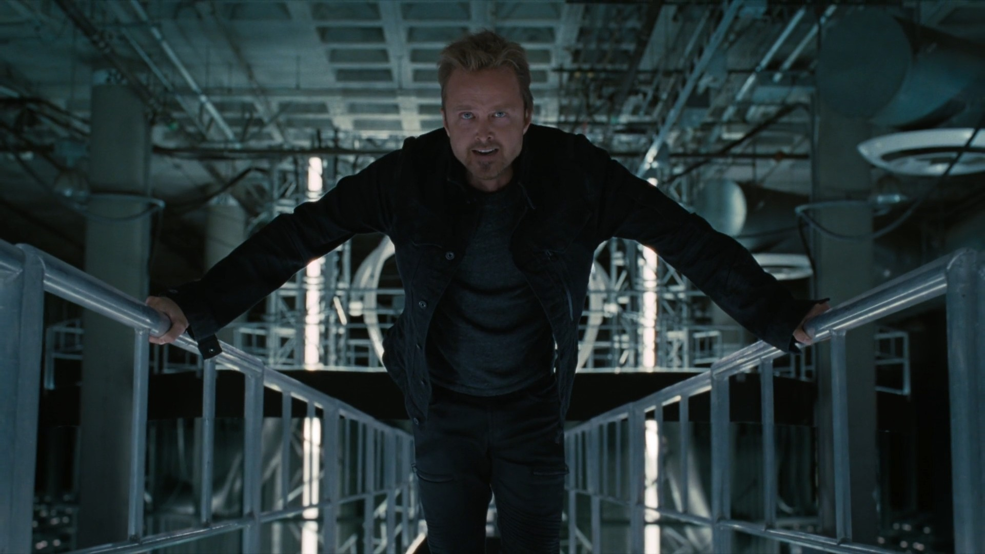 Westworld S03E07 Passed Pawn Aaron Paul as Caleb